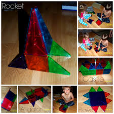 Target Magna Tiles 37 by Magna Tiles Not Your Typical Blocks Review U0026 Giveaway Mama To