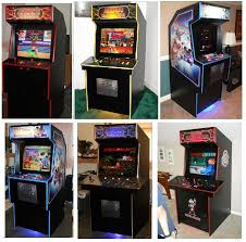 4 Player Arcade Cabinet Dimensions by Full Side Arcade Graphics Video Games Pinterest Arcade
