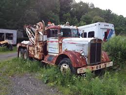 100 Vintage Tow Trucks For Sale Lost And Found Federal And Kenworth
