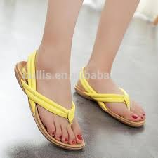Sexy Flat Summer Sandals Beautiful Women Lady Sandal Shoes New Fashion Comfortable Woman