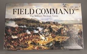 Field Command The Military Strategy Game