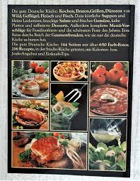 kochbuch die gute deutsche küche max inzinger