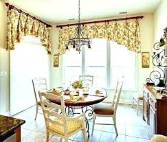 Valances For Dining Room Valance Curtains Ideas