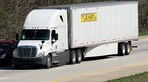 J.B. Hunt Reports Mixed 4Q Results | Transport Topics Jb Hunt Fms Profits Power Up 55 In 2q Revenues Rise 24 Transport Forget Xpo Amazon Should Buy This Trucking Company Freightwaves Learn About Military Programs And Benefits At Euro Truck Simulator 2 Freightliner Cascadia Combo Brand New Intertional Prostar Lt Sleeper A Photo On Tesla Semi Protype Shows Up Potentially Critical Customer Final Mile Services Co Youtube Revenue Soars But Lag Third Quarter Inc Lowell Ar Rays Photos Talk Last Post For 2014 401 Total Blog Posts Jb Driving School Livingston Edition The Genesee Valley