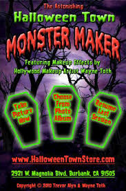 Halloween Town Burbank Ca by Halloweentown Store Halloween Town Monster Maker Iphone App
