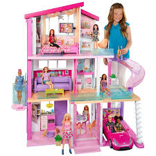 Barbie Dreamhouse At Toy Universe Barbie Dolls