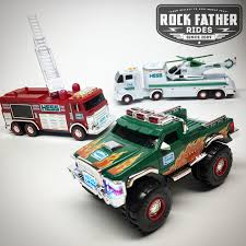 The Rock Father Presents Rock Father Rides: Automotive Coverage For ... Amazoncom Hess Fire Truck With Dual Sound Siren 1989 Toys Games 1972 Rare Toy Gasoline Oil 1996 Hess Emergency Ladder Trucks Truckbank Used Intertional Flatbed With Crane Flatbed For Sale Empty Boxes Store Jackies Matchbox Connectables Cool Unused And 50 Similar Items 2003 Race Cars By The Year Guide Toys Values Descriptions The Worlds Newest Photos Of Hess Trailer Flickr Hive Mind With Ebay