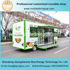 100 Green Food Truck Hot Item 2019 New Design Fruit And Vegetable Outlook Electric Mobile