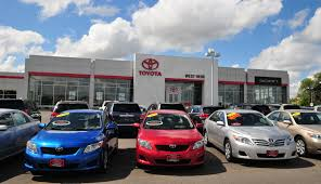 West Herr Toyota Of Williamsville | New Toyota Dealership In ...