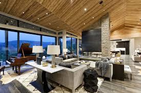100 Mountain Modern Design Modern Aspen Home Features 2million Worth Of Custom