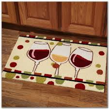 Wine Themed Kitchen Set by 100 Kitchen Rugs 104 Best Rooster Kitchen Rugs Images On