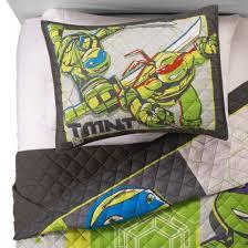 Tmnt Toddler Bed Set by Teenage Mutant Ninja Turtles Kids U0027 Bedding Target