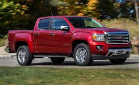 100 Diesel Small Truck 2016 GMC Canyon First Drive 8211 Review 8211 Car And Driver