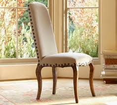 Pottery Barn Aaron Upholstered Chair by Decor Look Alikes Pottery Barn Calais Dining Chair 349 Vs 249