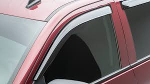 Truck Hardware - EGR Tape-on Window Visors - Smoke Endearing Window Vent Visors Trucks For Modern Putco Element Chrome Sharptruckcom Egr Smline Inchannel Fast Shipping Firstgen Tacoma World How To Install Avs On A Gmc Sierra Youtube Tinted Chevy Colorado Canyon In Ikonmotsports 0608 3series E90 Pp Front Splitter Oe Painted Channel Page 2 Tapeon Mack Visor Rear Door Trims Exterior