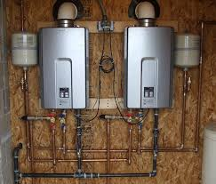 Simple Water Heater Pipe Connections Placement by Converting To A Tankless Water Heater Houston Home Inspector