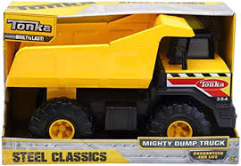 100 Tonka Classic Dump Truck Steel Mighty Vehicle RENYS TOY BOX