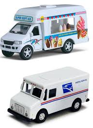 On Sale Ice Cream Truck And Mail Postal Service Truck Set Of 2 - 1 ... Postal Mailman Delivers Letters Mail Truck Route Stock Video Footage Memorabilia Post Office To Honor Pickup Trucks With Forever Stamps Usps Long Life Vehicles Last 25 Years But Age Shows Now Vehicle Wrecks Truck Testing The Creative Vado Youtube Grumman Llv Wikipedia 79 Jeep Cj7 Cj5 Amc For Sale This 1969 Ford Step Through Van Converted A Catering 1984 Chevrolet D30 Military Postal Unit Pickup Item Uncle Sam Bets On Selfdriving Trucks To Save Hd Video 2003 Jeep Wrangler Rhd Right Hand Drive Mail Delivery Truck