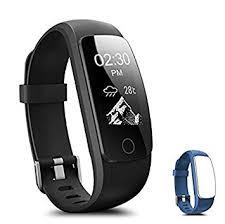 Fitness Tracker Coffea H7 HR Activity Tracker Heart Rate Monitor Wireless Bluetooth Smart
