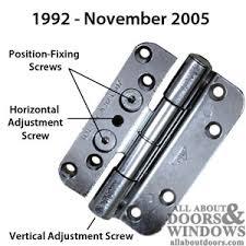 Andersen Patio Door Lock Instructions by Identifying Andersen Frenchwood Door Hinges