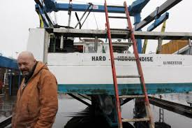 wicked tuna boat sinks recovered local news gloucestertimes com