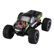 Virhuck 1/32 Scale 2WD Mini RC Truck For Kids, 2.4GHz 4CH Off-road ... Powerful Remote Control Truck Rc Rock Crawler 4x4 Drive Monster Bigfoot Crawler118 Double Motoredfully A Jual 4wd Scale 112 Di Lapak Toys N Webby 24ghz Controlled Redcat Clawback Electric Triband Offroad Rtr Top Race With Komodo 110 Scale 19 W24ghz Radio By Gmade 116 Off Eu Hbp1403 24g 114 2ch Buy Saffire Green