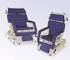 Are Geri Chairs Restraints by Che Equipment Catalog