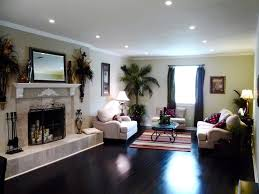 awesome recessed lights for simple living room idea recessed