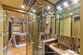 Ultimate Luxury RV Bathroom X 2