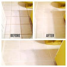cleaning tile grout floor cleaning shower and bathroom tiles