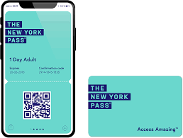 App If You Prefer A Physical Pass Simply Opt For Delivery We Deliver Worldwide Or Collect On Arrival In New York Youre All Set To Access AmazingTM