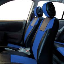 BESTFH: Faux Leather Car Seat Covers Best Quality Front Rear Blue ... Unicorn Love Car Seat Covers Set Of 2 Best Gifts Seat Covers For A Work Truck Tacoma World Alluring All Options 2013 Ford Extra Cab We Sell Truck Xl Package Pet Dog Back Cover Waterproof Suv Van Gray German Spherd Protector Hammock Covercraft Seatsaver Hp Muscle Custom Neosupreme Vs Neoprene Which Material Is Infographic Interior Accsories The Home Depot Black Full Auto Wsteering Whebelt Rated In Helpful Customer Reviews