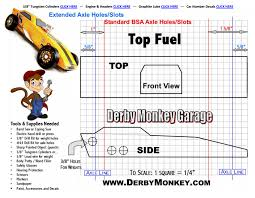 100 Pinewood Derby Truck Templates 27 Awesome Free Sample Example Format