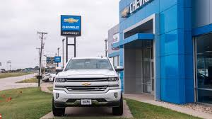 New Chevy Silverado Trucks For Sale In Kaufman Texas | SouthWest ...