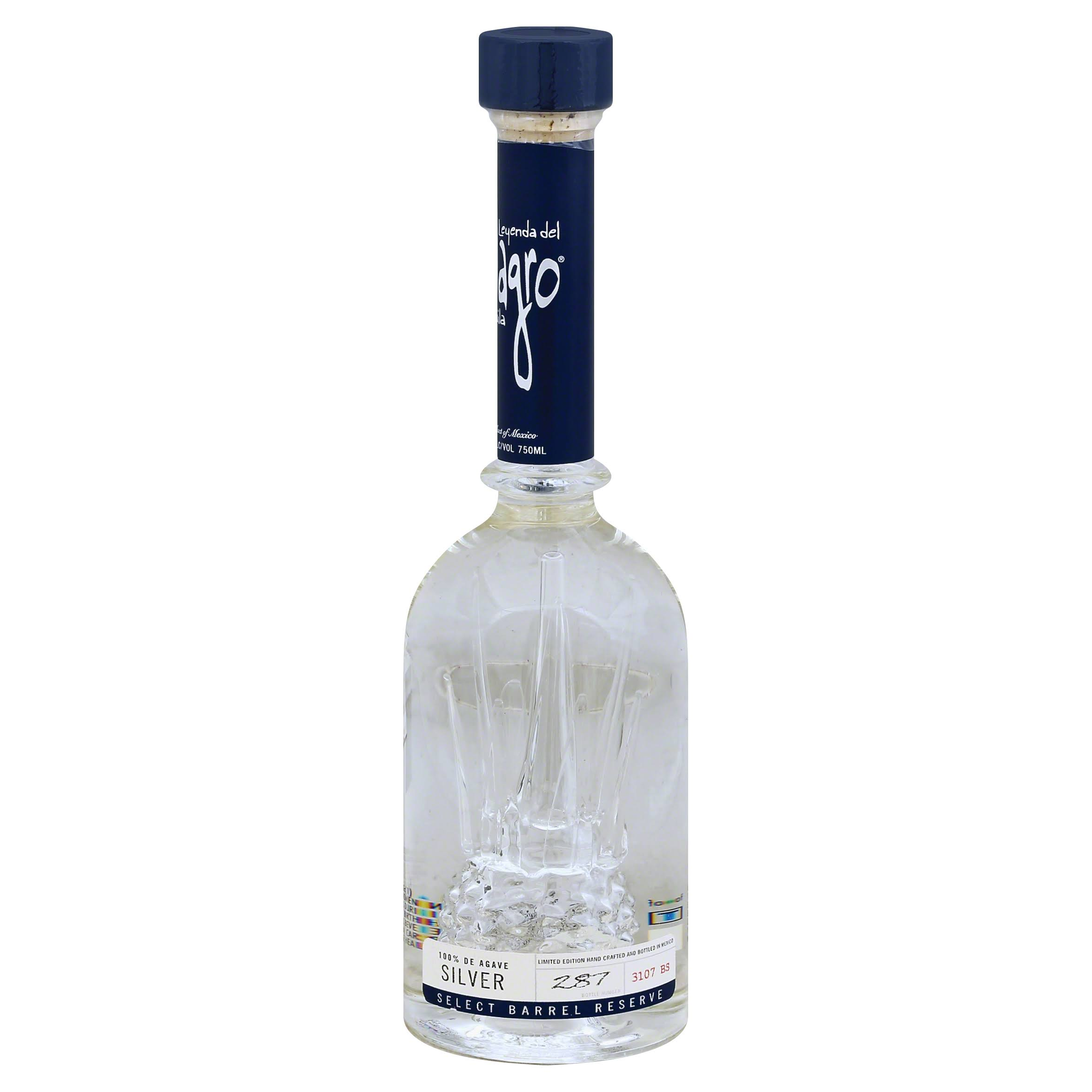 Milagro Tequila Barrel Select Reserve - Silver