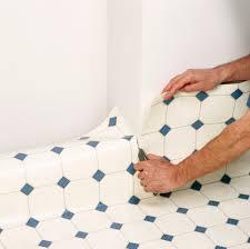 Can You Lay Stone Tile Over Linoleum by Bathroom Vinyl Tile Vs Ceramic Tile