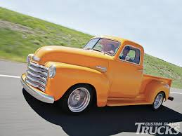 1949 Chevy/GMC Pickup Truck - Brothers Classic Truck Parts