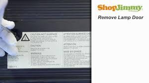 panasonic ty la1000 c l replacement guide for dlp tv