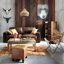 möbel im afrikanischen stil schöner wohnen
