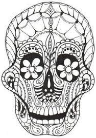 Dia De Los Muertos Printable