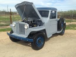1947 Willys Pickup – The Jeep Farm