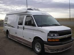 Roadtrek 210 Popular Wide Body Van Conversion