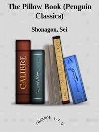 The Pillow Book by Sei Shonagon