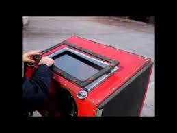 tacoma company harbor freight sandblast upgrade video youtube