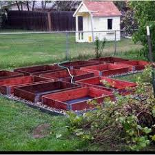 Our Raised Garden Bed Made From Recycled Pallet Collars