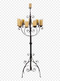 Candlestick Table Light Fixture Dining Room