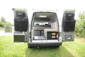 Camper Van Conversions Ford Connect Campervan Conversion Kits