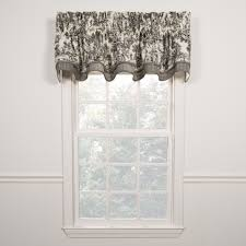 Marburn Curtains Locations Pa by Victoria Park Toile Rod Pocket Panel Pair Bradford Valance