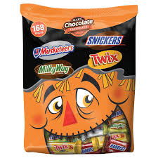 Halloween Candy Carb List by Amazon Com Nestle Assorted Mega Chewy Favorites Fun Size
