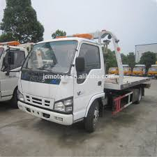100 Trucks For Cheap 5 Tons Mini Recovery Truck Wrecker Tow Sale